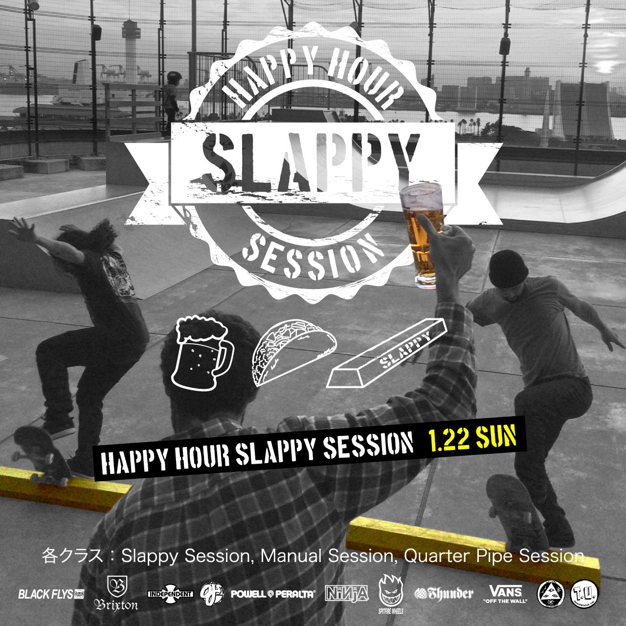 Slappy-Session_SNS-logo